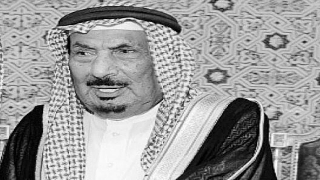 الموت يغيب الشيخ ثنيان بن فهد الثنيان