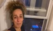 فيديو.. الشرطة الأمريكية تحاوط منزل صحفية إيرانية بعد محاولة اختطافها
