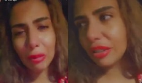بالفيديو.. ريم البلوشي تبكي بسبب شعورها بالوحدة