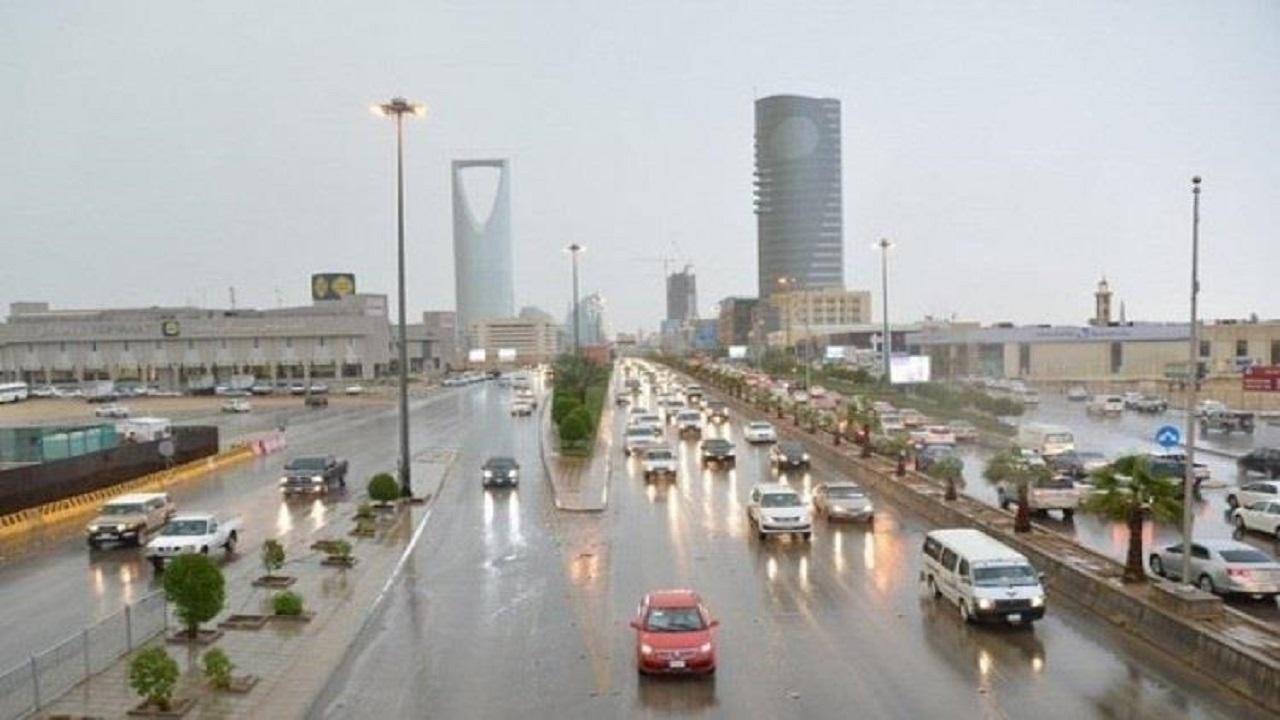 """""""الأرصاد"""" تنبه بهطول أمطار رعدية بدءًا من يوم غد"""