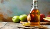 """""""الغذاء والدواء"""": لا صحة بأن تناول خل التفاح قبل وبعد الوجبات مفيد للجهاز الهضمي"""
