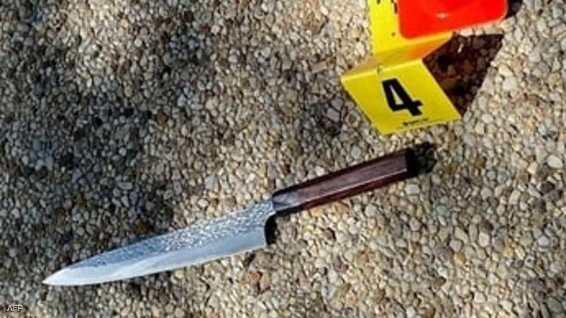 العثور على جثة فتاة مقطوعة لنصفين داخل حقيبة سفر