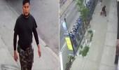 بالفيديو .. لحظة اعتداء شاب على فتاة وسط شارع في نيويورك