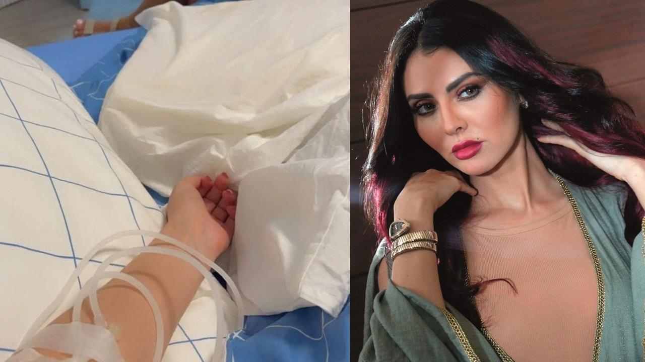 صورة.. إصابة مريم حسين بفيروس كورونا