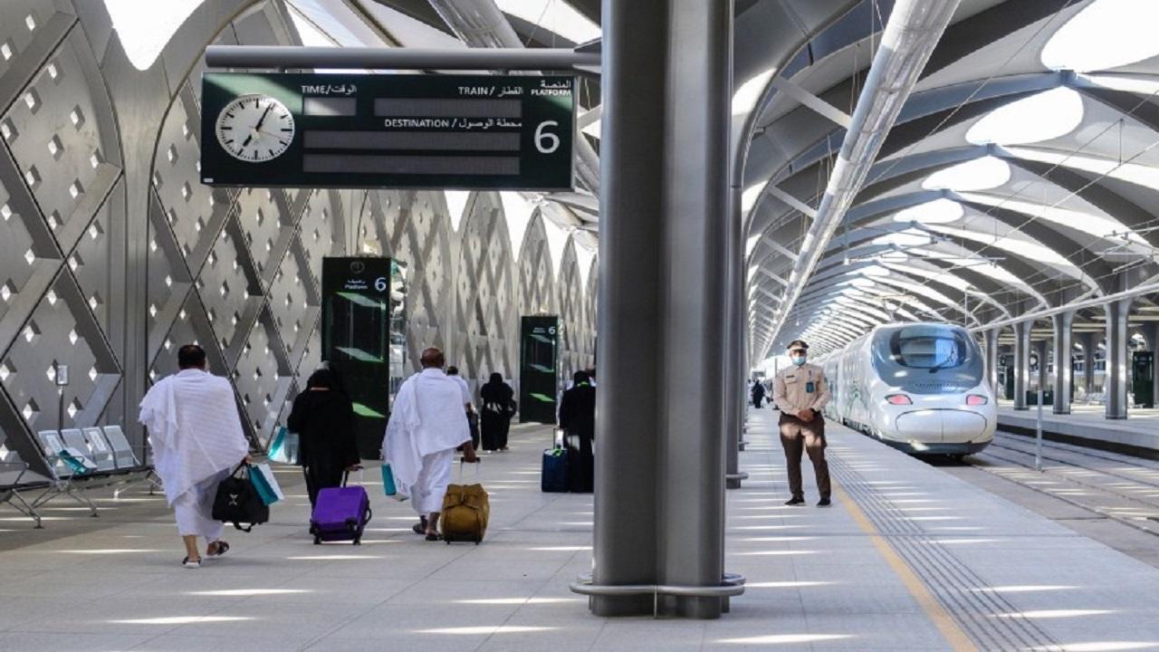 تشغيل 4 رحلات لقطار الحرمين يومياً من جدة إلى مكة والمدينة