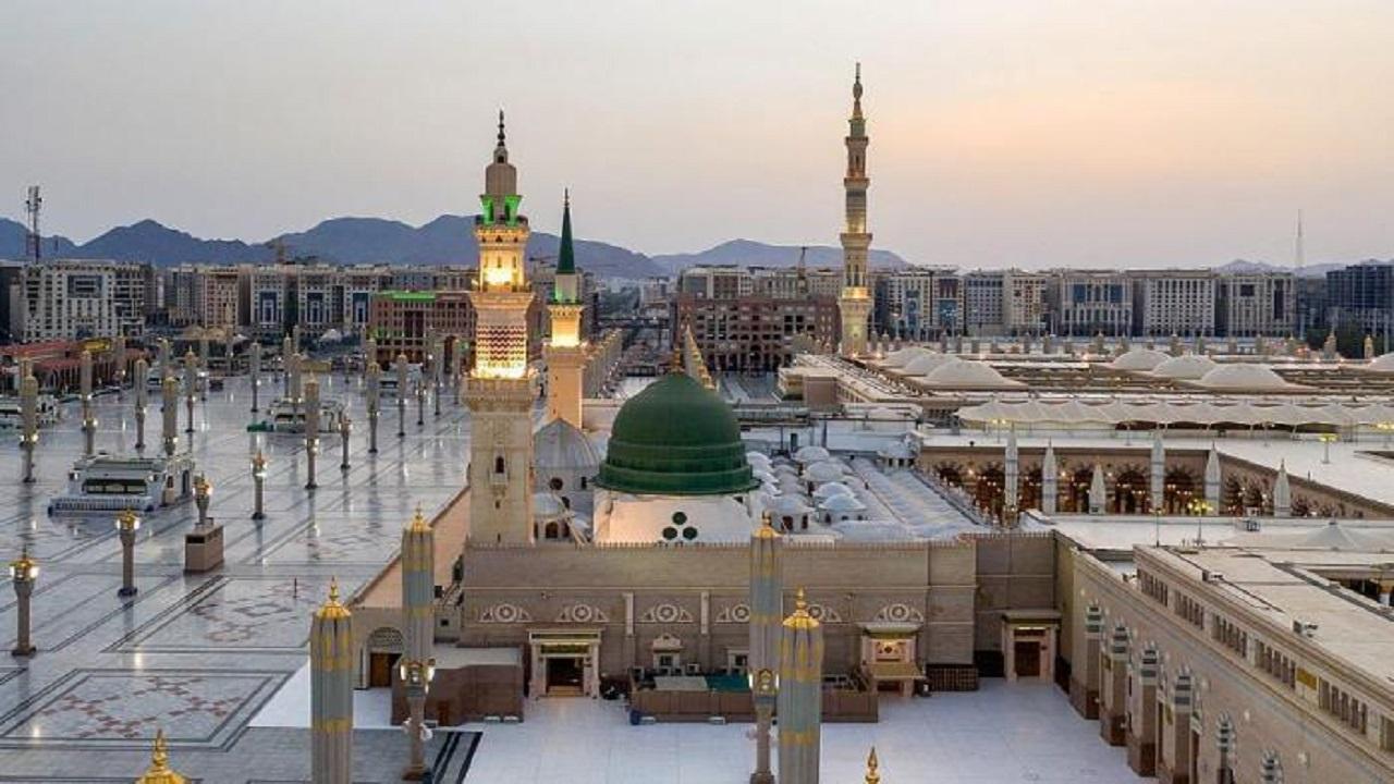 وكالة شؤون المسجد النبوي تكمل استعداداتها لاستقبال المصلين ليوم عرفة وصلاة عيد الأضحى