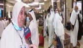 بالفيديو.. معتمرون يتحدثون عن الخدمات المقدمة لهم لحظة وصولهم إلى مكة المكرمة
