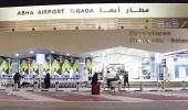 بالفيديو.. عودة حركة الملاحة الجوية في مطار أبها بعد توقفها