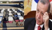 ضبط كمية هائلة من الكوكايين على متن طائرة تركية وحزب أردوغان يتورط