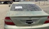 مهلة أسبوع لأصحاب السيارات التالفة في مكة