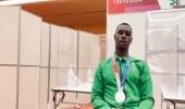 اللاعب الأولمبي طارق حامدي يهدي إنجازه للقيادة الحكيمة ولوزير الرياضة