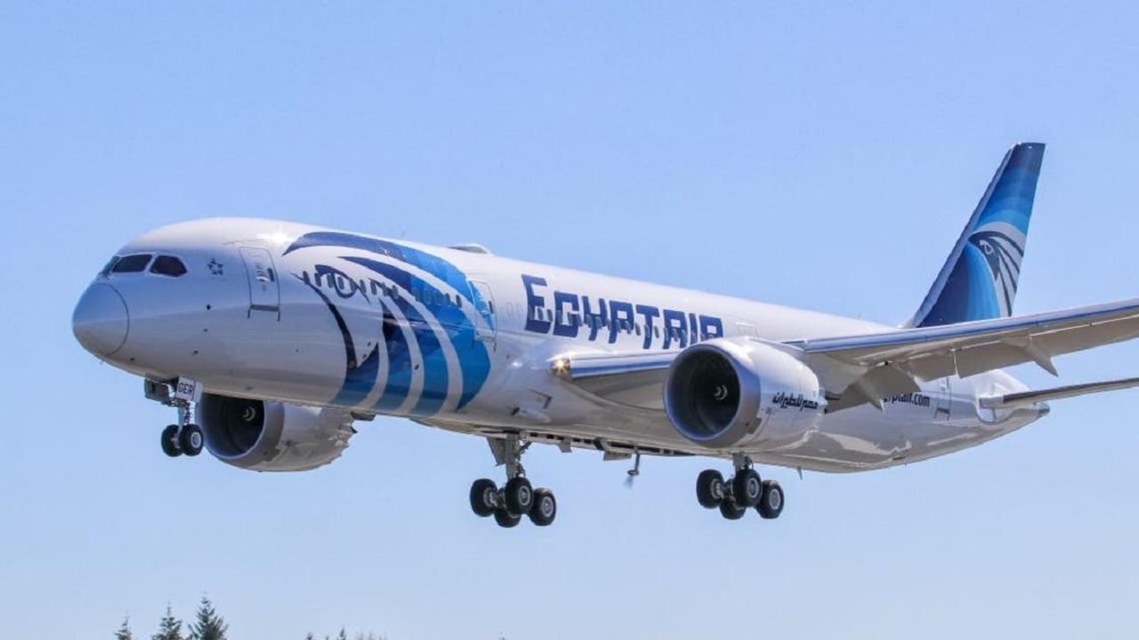 مصر للطيران تعلن عن ضوابط جديدة بشأن الرحلات المتجهة إلى المملكة
