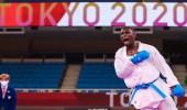 طارق حامدي يتوج بفضية الكاراتيه في أولمبياد طوكيو