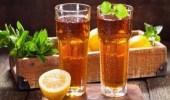 مخاطر وأضرار الشاي المثلج