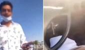 بالفيديو.. مواطن يعيد محفظة عثر عليها وبداخلها نقود وجوالات إلى صاحبها