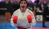 المصرية فريال أشرف تحرز ذهبية الكاراتيه في أولمبياد طوكيو