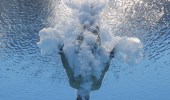 سبب رش الماء على برك الغطس في أولمبياد طوكيو