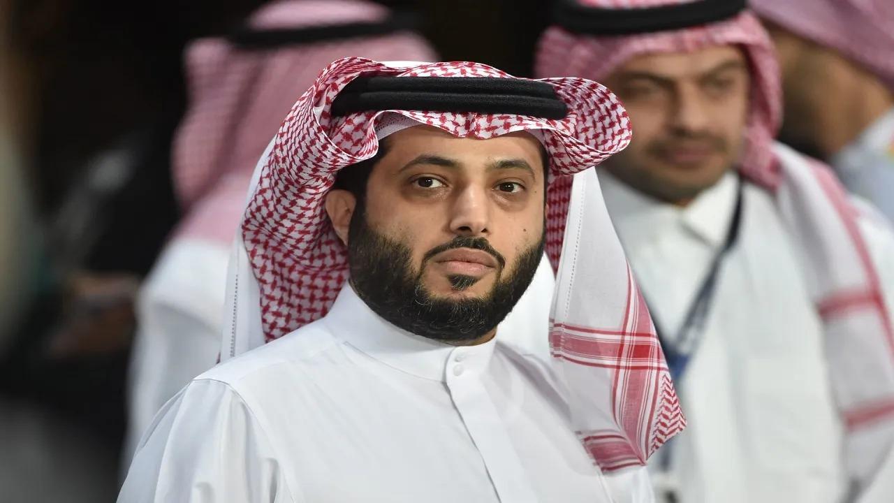تركي آل الشيخ يدعم نادي الاتحاد