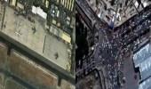بالفيديو.. الأقمار الصناعية تظهر الفوضى التي يشهدها مطار كابول الدولي