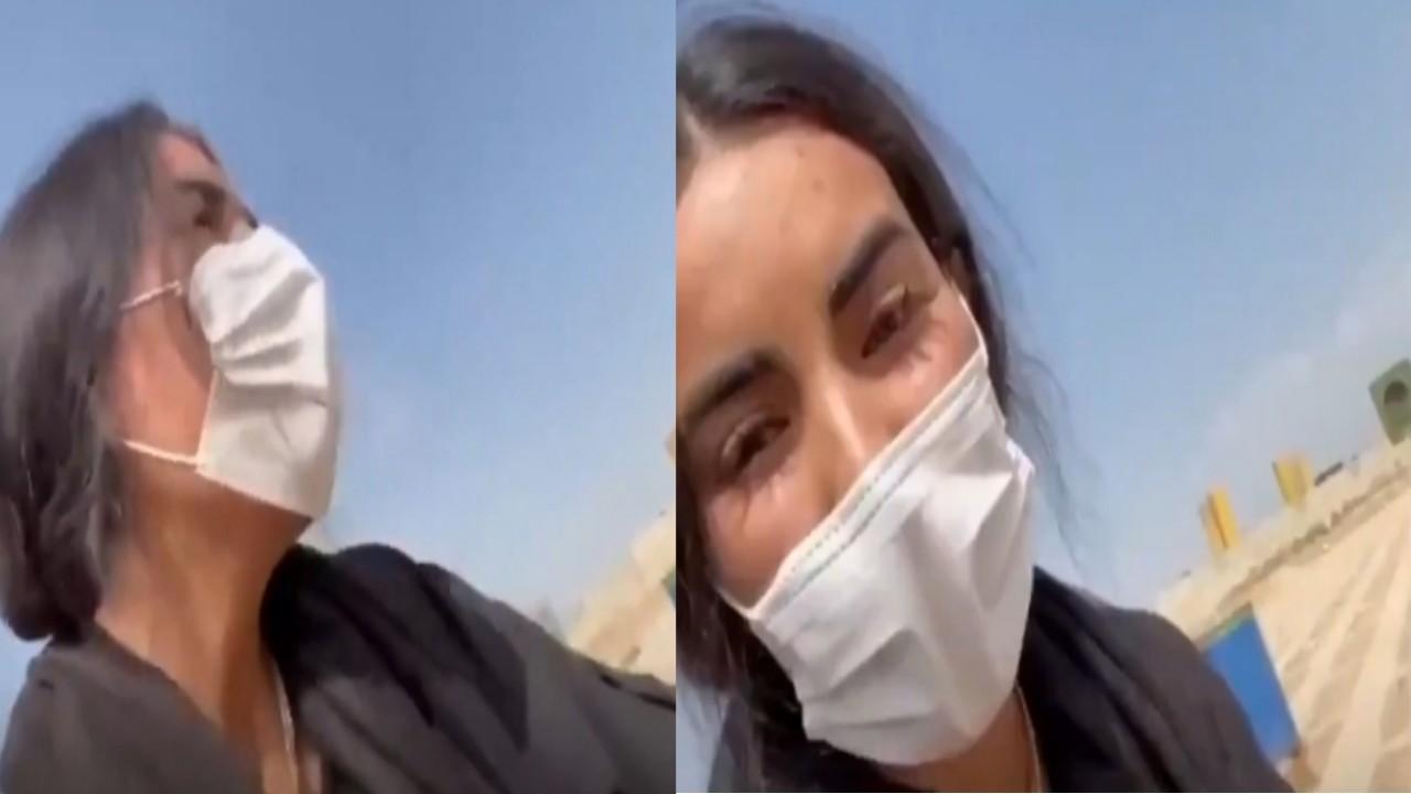 بالفيديو.. سيدة إيرانية تتهم خامنئي بوفاة زوجها
