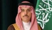 وزير الخارجية يجدد تضامنالمملكةمع الشعب اللبناني في أوقات الأزمات
