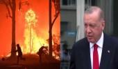"""فيديو.. هاشتاق """"ساعدوا تركيا"""" يثير حفيظة أردوغان"""
