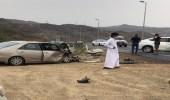 وفيات وإصابات في حادث تصادم بالمخواة