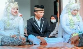 فتاة تحضر زفاف حبيبها السابق وتقنعه بأن تصبح الزوجة الثانية!