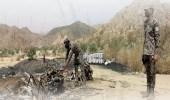 ضبط مخالف لنظام البيئة يقطع الأشجار لتحويلها إلى فحمفي مكة