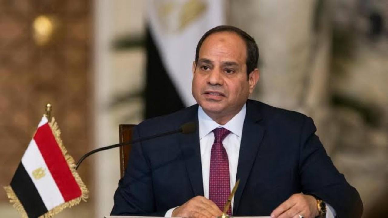 السيسي: النمو السكاني يؤدي إلى تدمير مصر