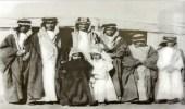 صورة نادرة للملك فيصل بن عبدالعزيز