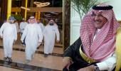 """السفير أسامة نقلي يعلق على صورة آل الشيخ والنفيعي: """"وصيه على ناديه"""""""