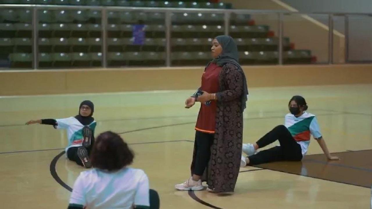مدربة كرة الطائرة النسائية بنادي الاتفاق تتحدث عن تجربتها في المشاركة بالدوري