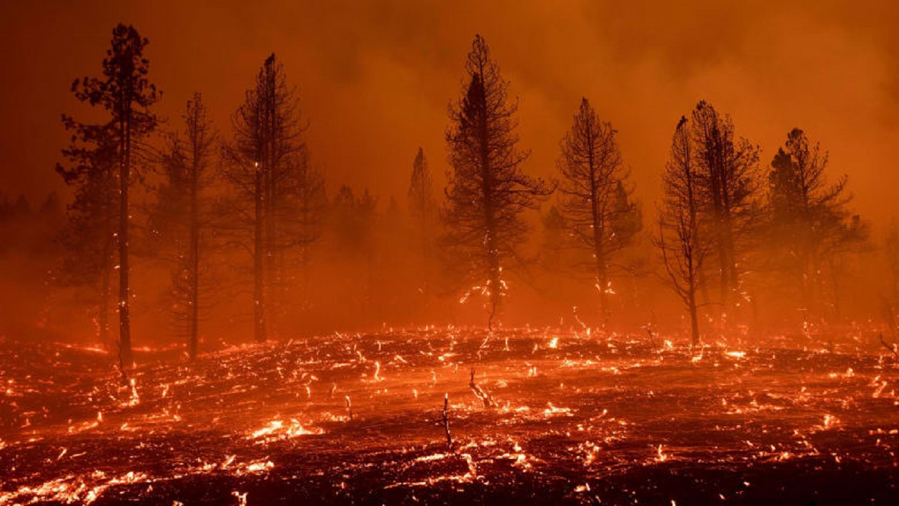 مسار مقلق لكوكب الأرض بسبب التغير المناخي