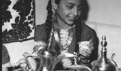 من ضفايرها طل القمر.. فتاة من أبها قبل 52 عام