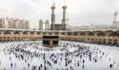 """""""شؤون الحرمين"""": اكتمال الإجراءات التنظيمية بالمسجد الحرام لاستقبال المعتمرين من الخارج"""