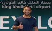 وصول كارلوس جونيو إلى الرياض لينضم للشباب