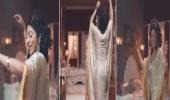 بالفيديو.. هجوم على شجون الهاجري بسبب رقصها على أغنية لسعاد حسني