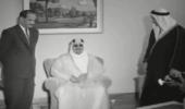 لقطات نادرة لزيارة الملك سعود لفرايبورغ الألمانية قبل 62 سنة