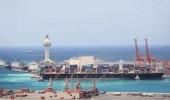 بالفيديو .. الكشف على الحاويات في ميناء جدة في غضون 3 دقائق