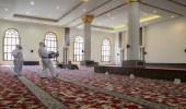 الشؤون الإسلامية تعيد افتتاح 7 مساجد بعد تعقيمها في 3 مناطق