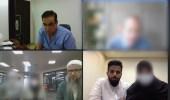 نجل حميدان التركي يكشف عنتفاصيل ما دار في جلسة الإفراج المشروط عن والده