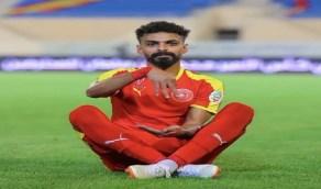 القادسية يقترب من الإعلان عن بيع عقد حسن العمري للتعاون