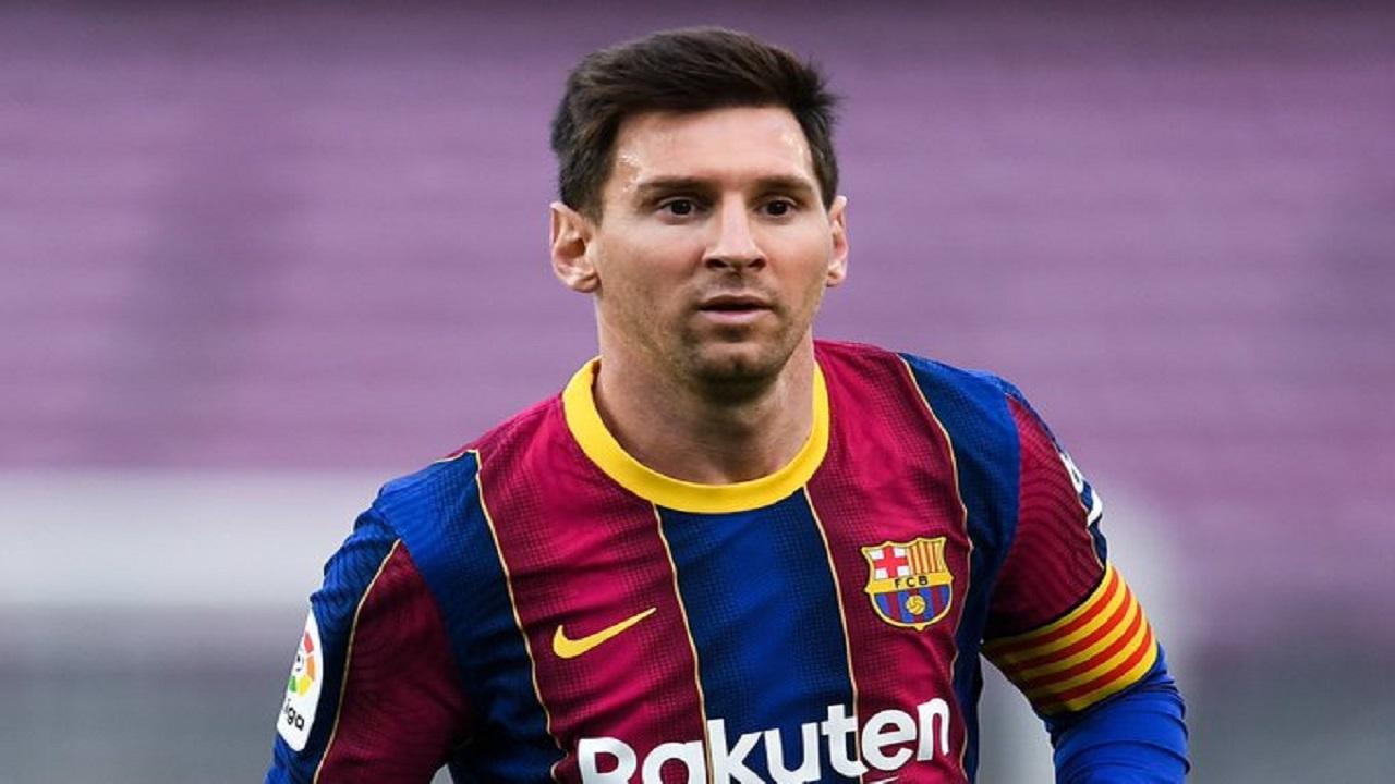 """رحيل """"ميسي"""" عن برشلونة رسميًا"""