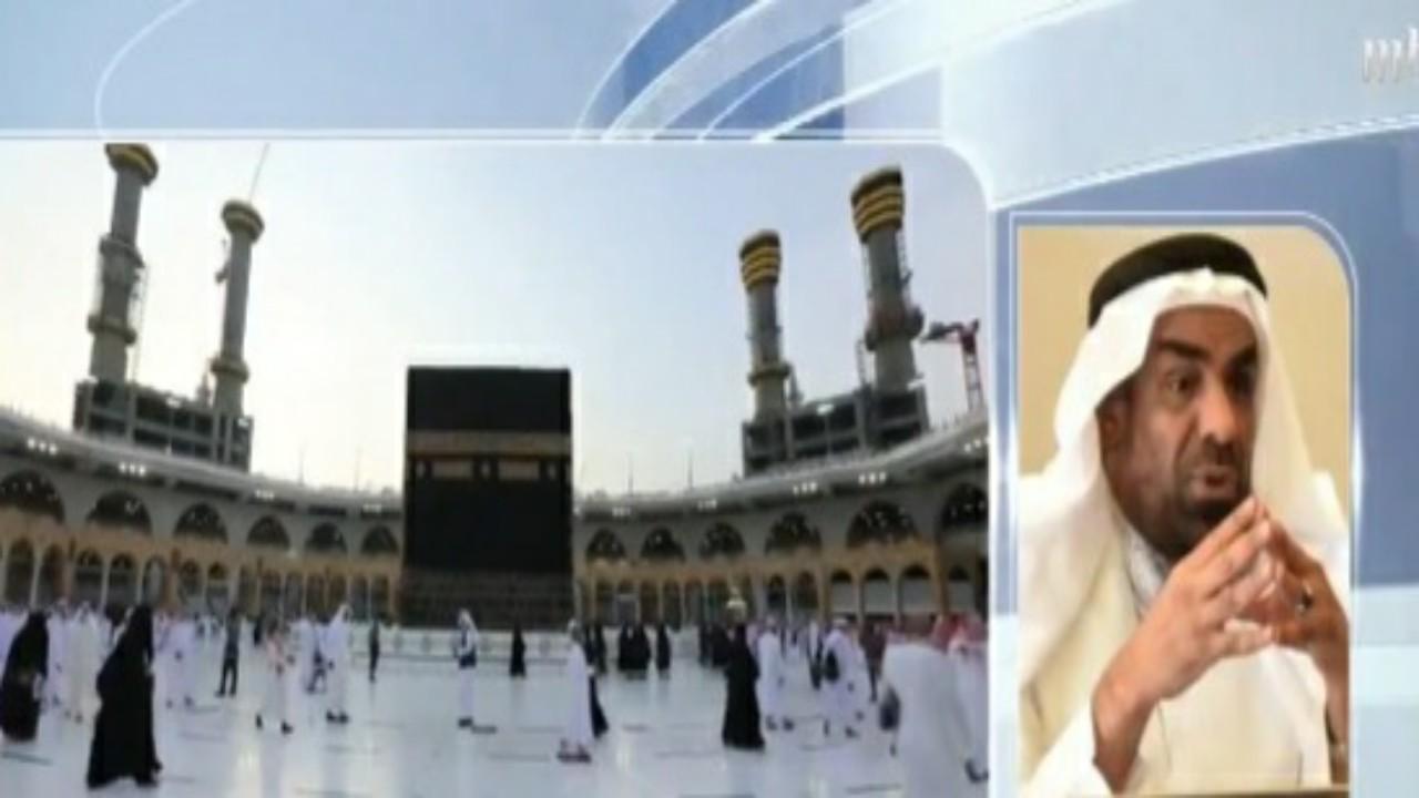 """""""أبو خنجر"""": يستطيع المعتمر أن يتقدم بأكثر من عمرة خلال العام """"فيديو"""""""