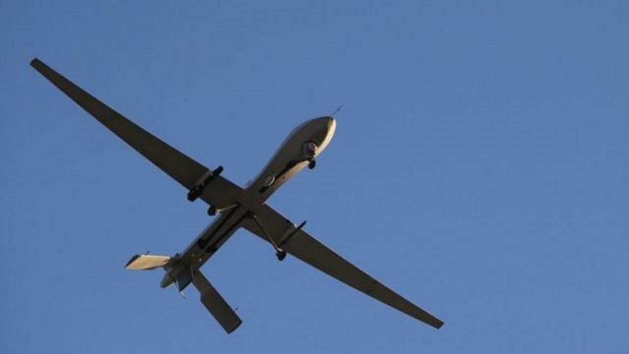 الجيش اليمني يسقط طائرةمسيرة مفخخة للحوثيين في البيضاء