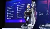 إعلان نتائج قرعة دور المجموعات بدوري أبطال أوروبا