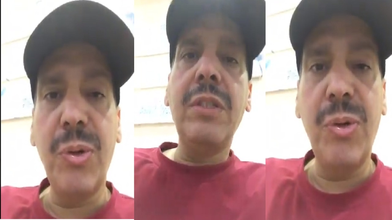 """بالفيديو.. الشاعر القطري ابن الذيب ينتقد قناة الجزيرة : """"لديها انفصام في الشخصية"""""""