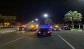 الإطاحة بمواطن و4 مقيمين ضربوا شخصًا وسرقوا جواله بالرياض