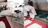 بالفيديو.. لحظة مداهمة السيول لأحد المساجد في بيشة